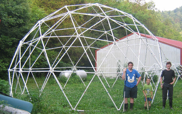 About Our Patented Geodesic Dome Hubs Frequently Asked